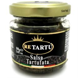 Tartufata | Truffle Mushroom & Olive Sauce | Buy Online | Italian Ingredients | UK